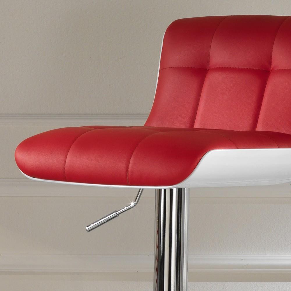 Set 4 sedie moderne in legno e polipropilene Olive